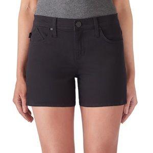 Rock & Republic 2 Jeans Shorts Black Stretch NWT